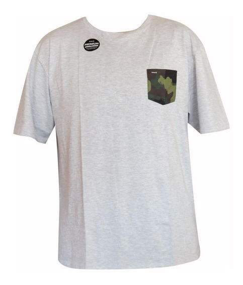 Camiseta Hurley Oversize Threat