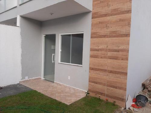 Imagem 1 de 9 de Casa Com 2 Dormitórios À Venda, 100 M² Por R$ 180.000,00 - Palhada - Nova Iguaçu/rj - Ca0320