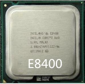 Processador E 8400