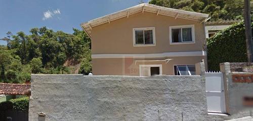 Imagem 1 de 9 de Casa Com 4 Dormitórios À Venda, 160 M² Por R$ 395.000,00 - Artistas - Teresópolis/rj - Ca0415