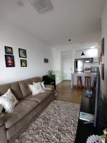 Apartamento  Mobiliado Locação Interlagos Sp - Ap4666
