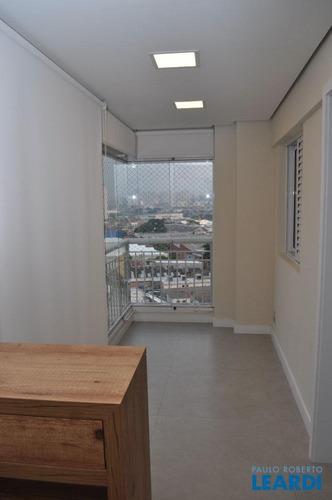 Imagem 1 de 15 de Apartamento - Mooca - Sp - 629469