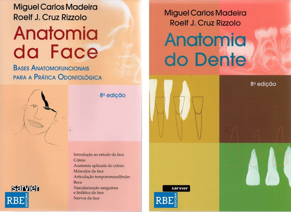 Anatomia Da Face + Anatomia Do Dente
