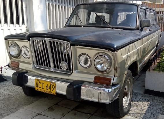 Jeep Wagoneer 1964 3 Puertas
