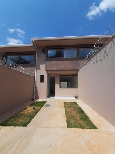 Imagem 1 de 4 de Casa Duplex À Venda, 3 Quartos, 1 Suíte, 2 Vagas, Santa Mônica - Belo Horizonte/mg - 2217