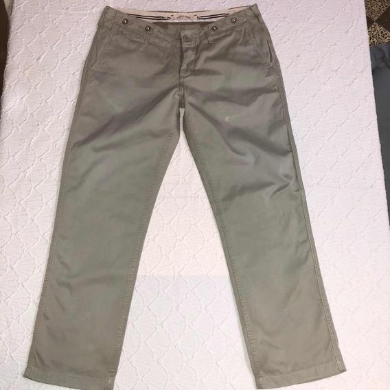 Pantalon Con Tirador Fifty Five Talle 32 Hombre
