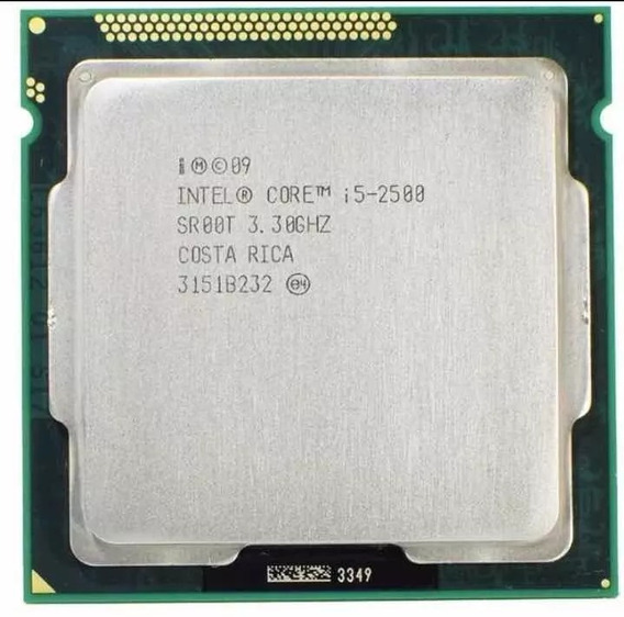 Processador I5 2500 Otimo Para Jogos Frete Gratis Semi Novo