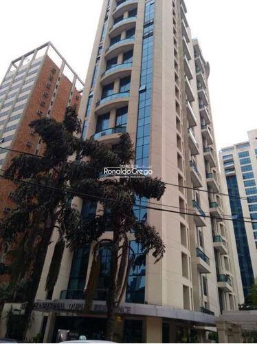 Apartamento Com 1 Dorm, Moema, São Paulo - A1220