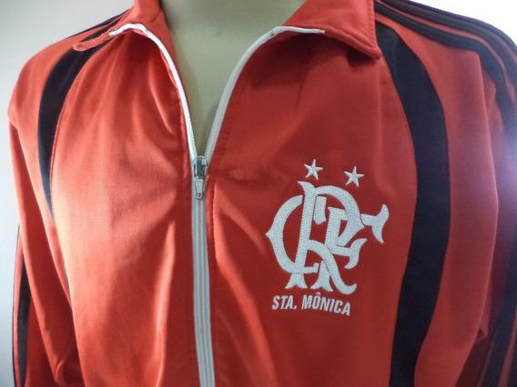 Blusa Moleton Flamengo Futebol Tam G Em Campinas-sp