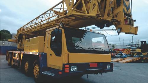 Imagem 1 de 13 de Guindaste Rodoviário Xcmg Qy 40 - Ano 2007 - 2855
