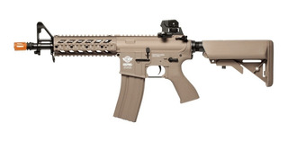 Rifle G&g Airsoft M4a1 Cm16 Raider Dst Egc-16p-rds-dnb-ncm