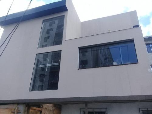 Imagem 1 de 16 de Sobrado, 180 M² - Venda Por R$ 900.000 Ou Aluguel Por R$ 5.000/mês - Campo Grande - Santos/sp - So0692