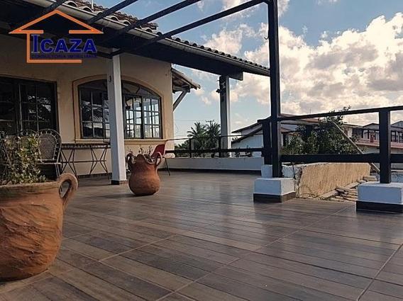 Casa 4 Quartos À Beira Da Lagoa Em Praia Seca - 753