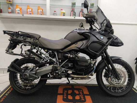 Bmw R 1200 Gs Adv Triple Black Preta 2012 - Target Race