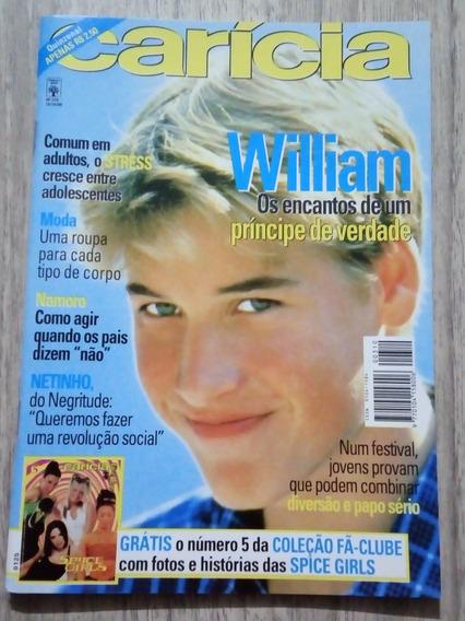 Carícia 310 Príncipe William Xuxa Juliana Silveira