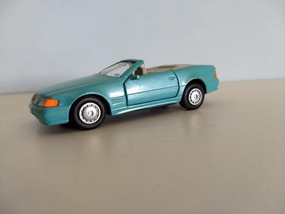 Miniatura Carro Mercedes Benz 500sl
