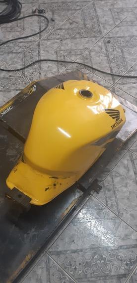 Tanque De Combustível Da Twister Amarela 2008