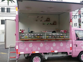 Foodtruck, Towner, Doces
