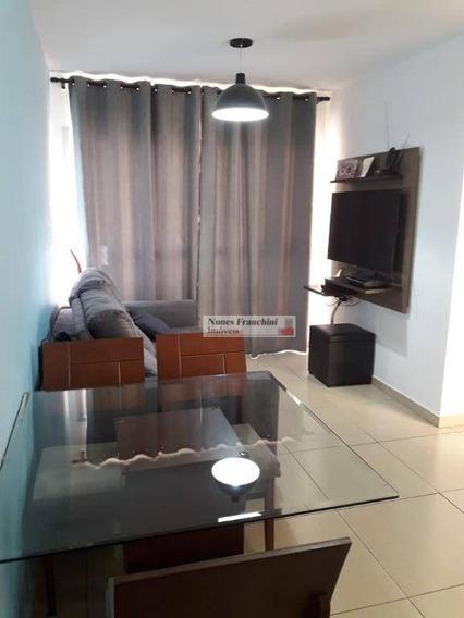 Vila Nova Cachoeirinha-zn/sp- Apartamento 2 Dormitórios,1 Vaga - R$ 270.000,00 - Ap6715