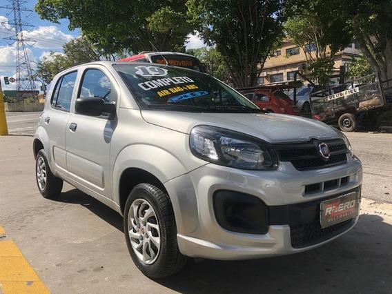 Fiat Uno 2019 Firefly Completo 1.0 Flex 18.000 Km 4 Portas