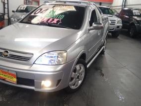 Gm - Chevrolet Montana 1.8 Completo Flex Prata 2004