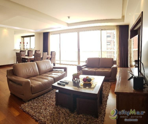 Apartamento En Renta Zona 14 Tiffany Cañada   - Paa-046-09-15