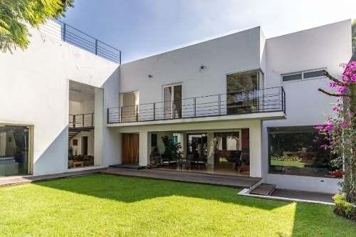 Casa En Condominio En Venta, Av De Las Fuentes / Jardines Del Pedregal