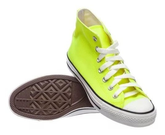 Botitas Converse Chuck Taylor All Star Varios Colores