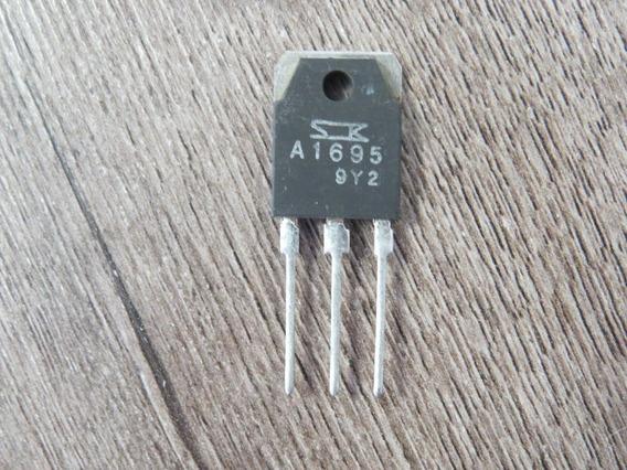 Transistor A1695 Original - Kit 3 Peças