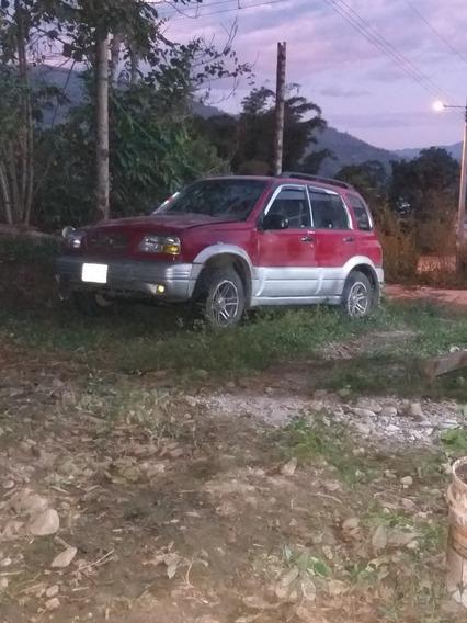 Chevrolet Grand Vitara El Vehiculo Es 4x4