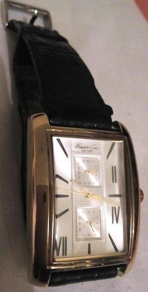 Reloj Kenneth Cole Para Caballero, Excelente Estado