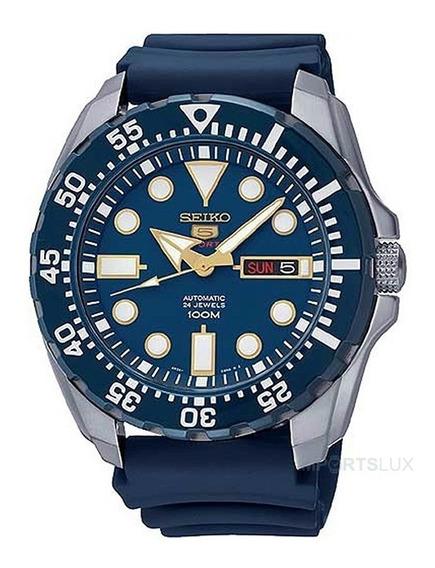 Relógio Seiko 5 Sports Automatico Srp605k2 Nfe