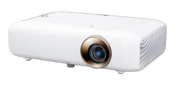 Projetor Lg Cinebeam Tv Ph550 1280x720 550 Lumens Branco