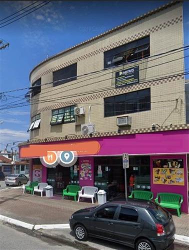 Sala Comercial Para Locação Na Ocian Praia Grande - Jad131
