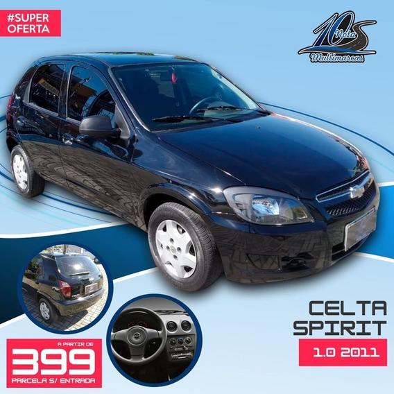 Celta Spirit * Financio 100% Parcelas De R$599 Aprovo Pelo W