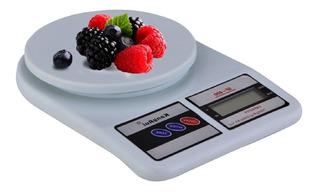 Balanza De Cocina Electronica Pantalla Digital 10 Kg Sf-400