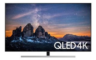 "Smart TV Samsung 4K 55"" QN55Q80RAGXZD"