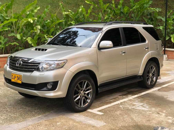 Toyota Fortuner Plus Diésel