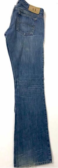 Jeans Armani Exchange Dama 4r Pieza Única Classic Fit