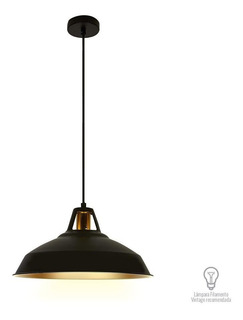 Lampara Colgante Moderna Interiores 7w Ctl-1300/n