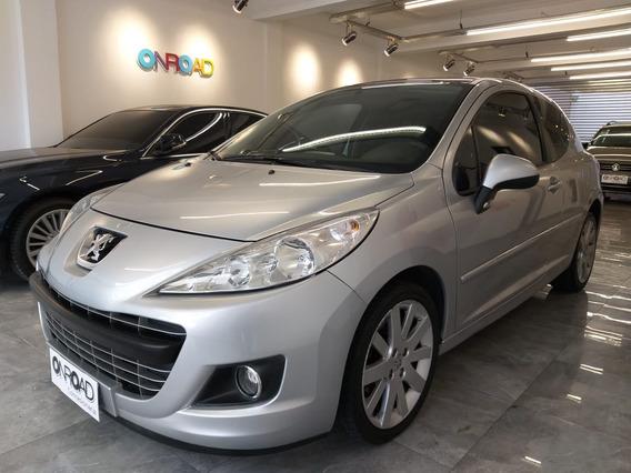 Peugeot 207 1.6 Gti 2012