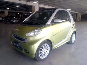 Smart Fortwo 1.0 Coupe Passion Aut. 2012 Verde