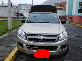Camioneta Chevrolet, Cabina Simple, Año 2015 - Negociable