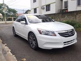 Honda Accord Blanco 2012 Excelentes Cond. K5 Camry Y20 Civic