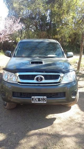 Toyota Hilux 3.0 I Sr Cab Doble 4x4 (2009) 2010