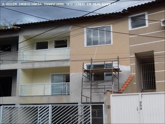 Casa Para Venda Em Volta Redonda, Jardim Amália Ii, 3 Dormitórios, 1 Suíte, 1 Banheiro, 4 Vagas - C204