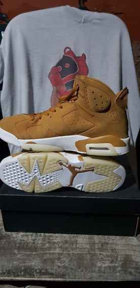 Nike Jordan 6 Gamuza.