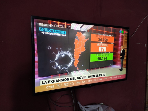 LG Smart Tv 42'' Incluye Panel Ips, Triple Xd Engine Y Wi-fi