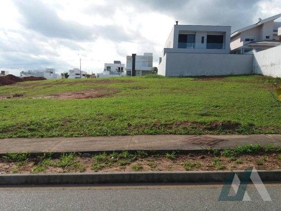 Terreno Residencial À Venda, Condomínio Chácara Ondina, Sorocaba. - Te0408