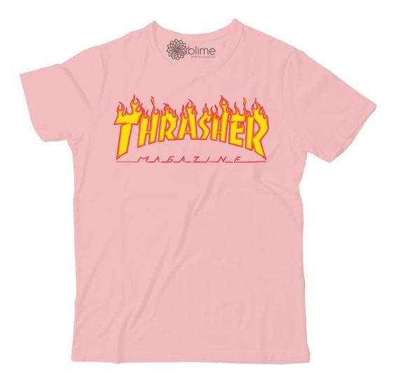 Camiseta Blusa Tumblr Trasher Magazine Skate Grizzly Diamond